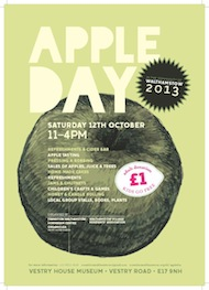 A4 Apple Day Poster 2013 tn