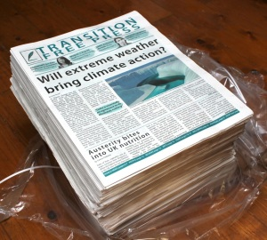 Transition Free Press issue #1